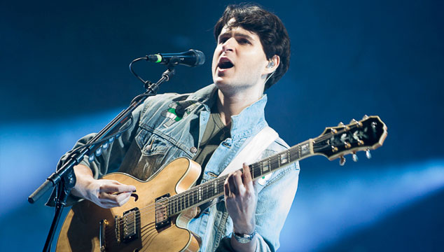 "imagen Vampire Weekend toca ""Unbelievers"" en 'The Tonight Show' (VIDEO)"