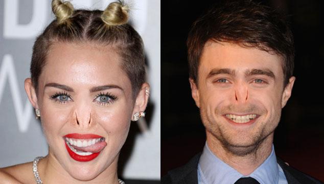 imagen Así se verían estas 13 celebridades con la nariz de Lord Voldemort (FOTOS)