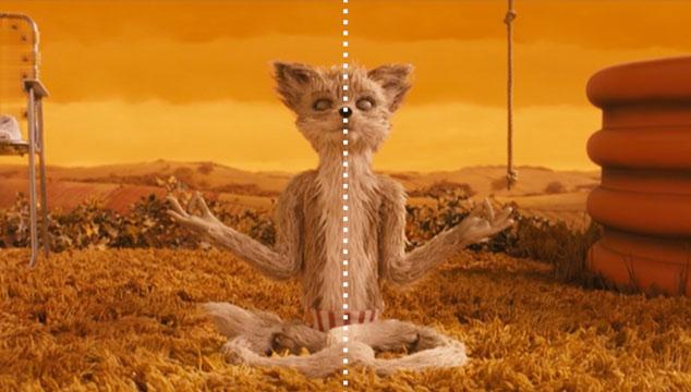 imagen Un video que muestra lo obsesionado que está Wes Anderson con la simetría en sus películas