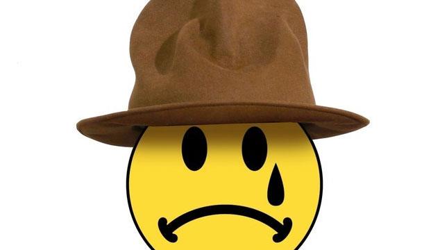 """imagen Escucha la versión triste de """"Happy"""" de Pharrell"""