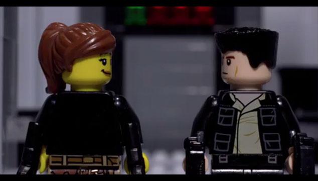 """imagen Avicii estrena otro videoclip de """"Addicted to you"""", protagonizado por LEGOS"""