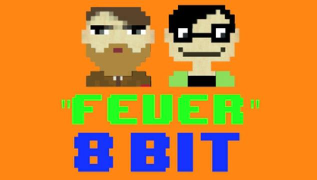 """imagen Así suena """"Fever"""" de The Black Keys en 8-Bit"""