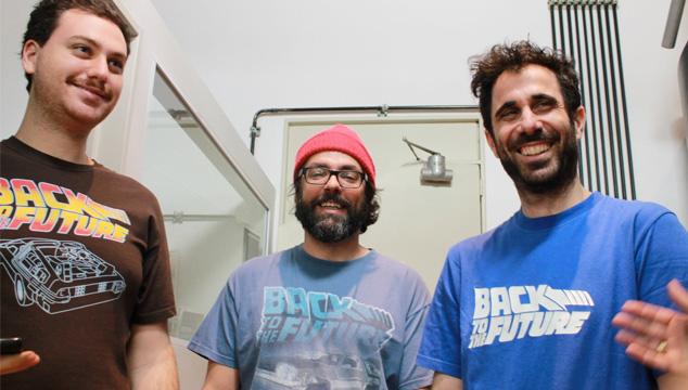 imagen 'Eléctrica', el nuevo sitcom argentino con Esteban Menis, Liniers y hasta Jorge Drexler