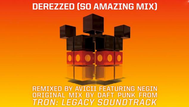 imagen Escucha el remix de Avicii a Daft Punk para Disney (AUDIO)
