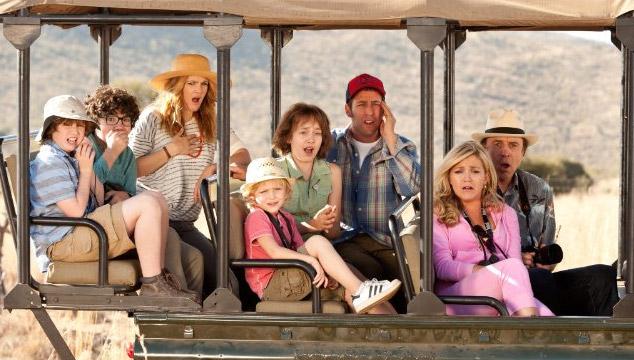 imagen Nuevo tráiler de 'Blended', protagonizada por Adam Sandler y Drew Barrymore