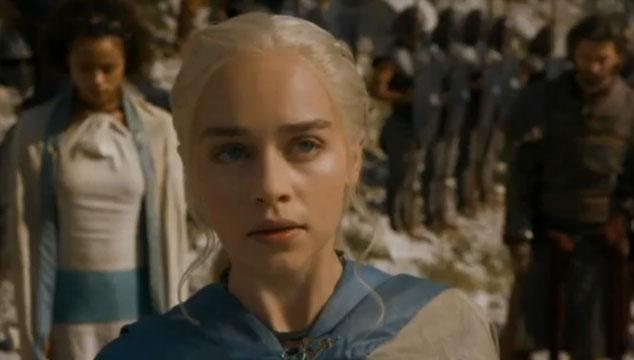 imagen Avance del primer capítulo de la cuarta temporada de 'Game of Thrones' (VIDEO)