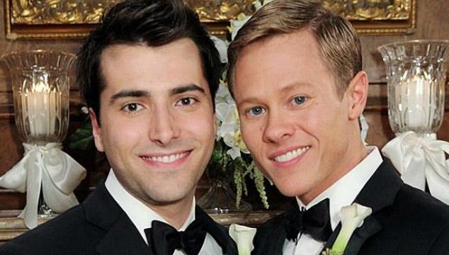 imagen 'Days of our lives' hace historia con la primera boda gay entre hombres de la televisión diurna (VIDEO)