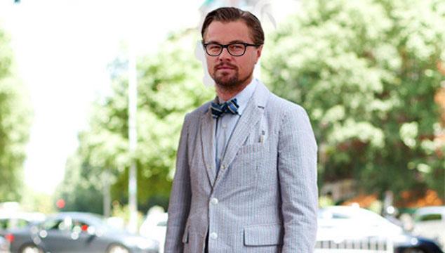 imagen Así se verían Leonardo DiCaprio, Christian Bale y otras celebridades si fueran hipsters (FOTOS)