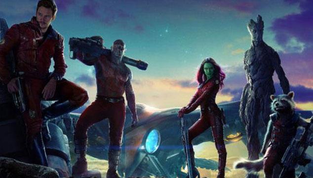 imagen Nuevas fotos de los personajes de 'Guardians of the Galaxy'