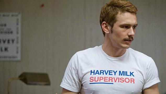 imagen James Franco interpretará a un ex-gay en una película producida por Gus Van Sant