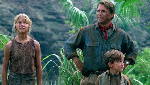 imagen El elenco de Jurassic Park, casi 21 años después (FOTOS)