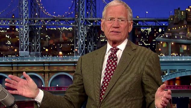 imagen David Letterman anuncia su retiro de 'The Late Show' (VIDEO)