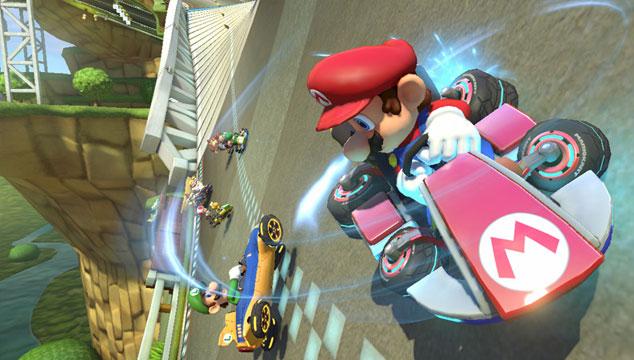 imagen Se publica el tráiler de 'Mario Kart 8' (VIDEO)