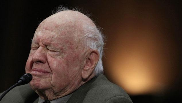 imagen Murió Mickey Rooney, el eterno niño estrella de Hollywood