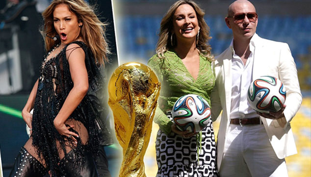 "imagen Pitbull, J-Lo y Claudia Leitte estrenan ""We Are One (Ole Ole)"", la canción oficial de Brasil 2014 (AUDIO)"