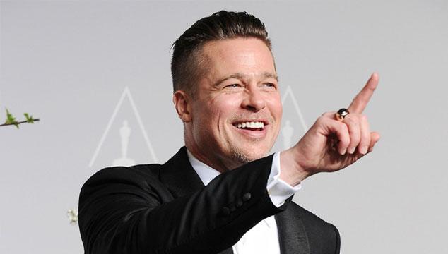 imagen Brad Pitt hará otra película ambientada en la Segunda Guerra Mundial