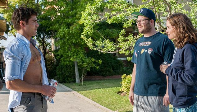 imagen Publican dos nuevos tráilers de 'Neighbors', con Zac Efron y Seth Rogen