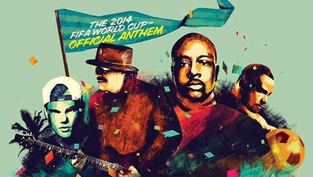 imagen Avicii, Santana, Wyclef Jean y Alexandre Pires cantarán el himno de Brasil 2014