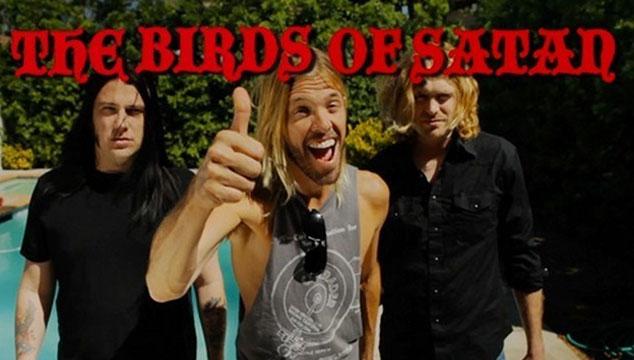 """imagen Escucha """"Pieces of the Puzzle"""", tema de la nueva banda de Taylor Hawkins (Foo Fighters)"""