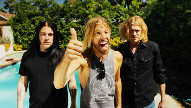 imagen Escucha el disco debut de The Birds of Satan, la nueva banda de Taylor Hawkins (Foo Fighters)
