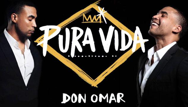 """imagen Don Omar estrena """"Pura Vida"""", su canción para el Mundial Brasil 2014"""