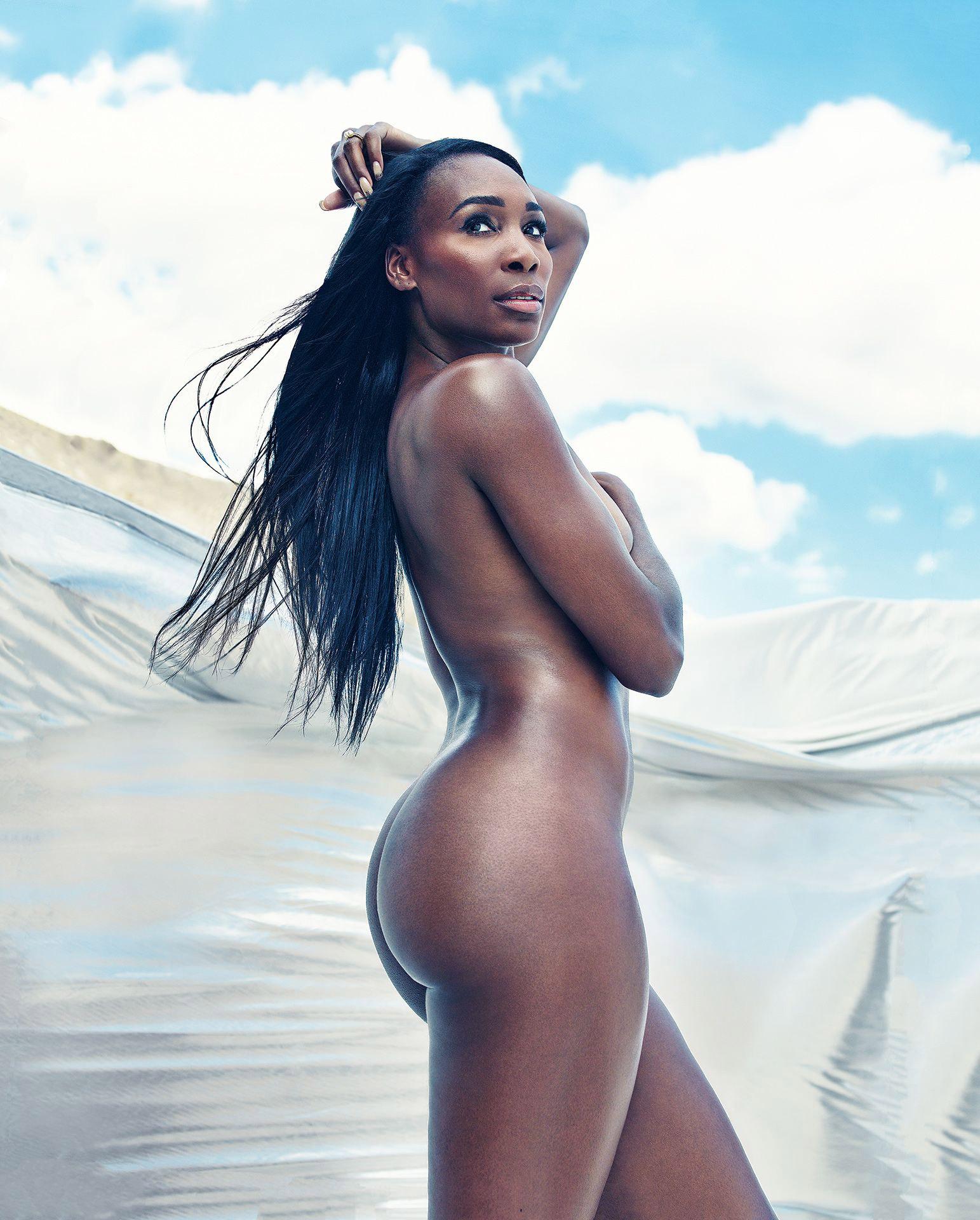 Venus Williams Se Desnudó Por Completo Para La Revista De Espn