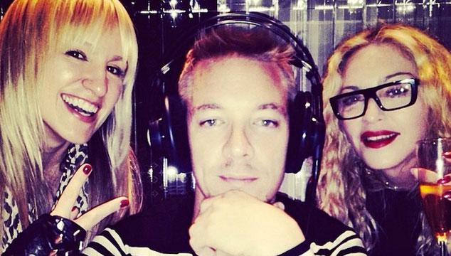 """imagen Diplo y Madonna remezclan el tema """"La Isla Bonita"""""""