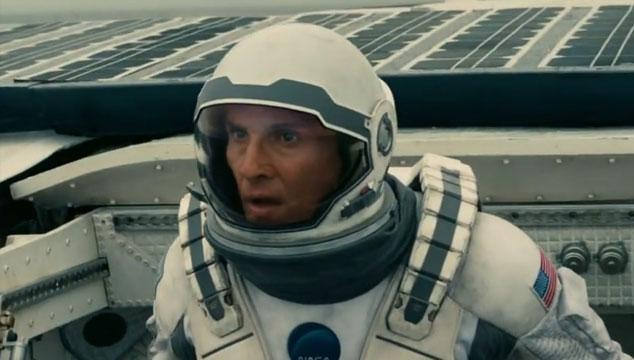 imagen Increíble nuevo tráiler de 'Interstellar' de Christopher Nolan