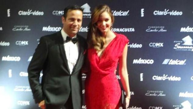 imagen Patricia Zavala podría estar saliendo con el sobrino del hombre más millonario del mundo