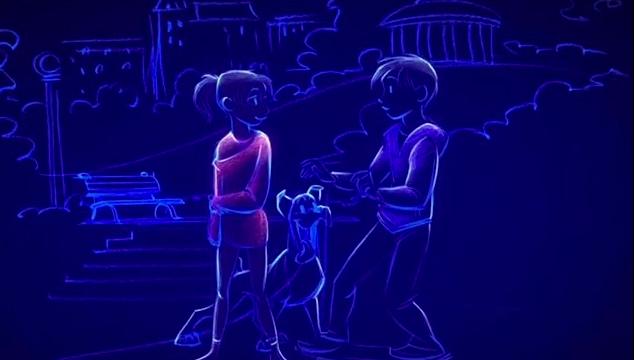 imagen Aquí puedes ver 'The Duet', un corto animado hecho por Google (VIDEO)