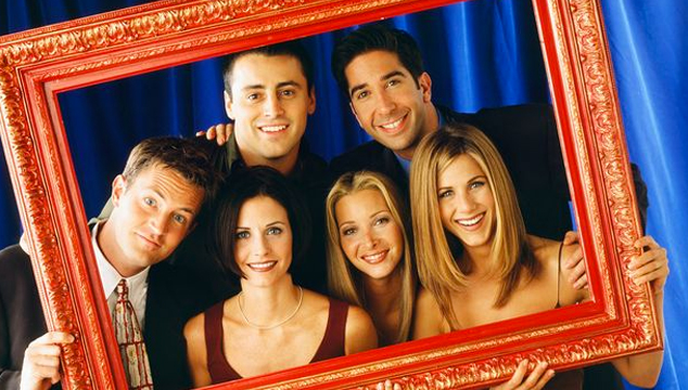 imagen El elenco de 'Friends' se