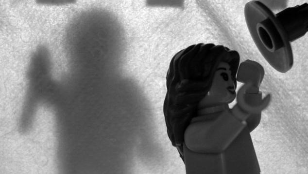 imagen Escenas míticas del cine recreadas con LEGOS (FOTOS)