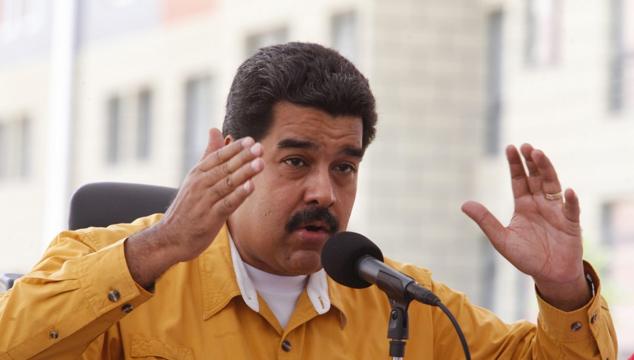 imagen Nicolás Maduro amenaza con tomar acciones legales contra CNN (VIDEO)