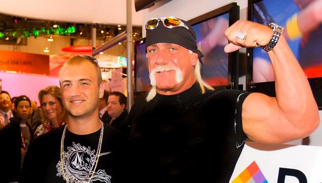 imagen El hijo de Hulk Hogan es el primer hombre afectado por las fotos filtradas
