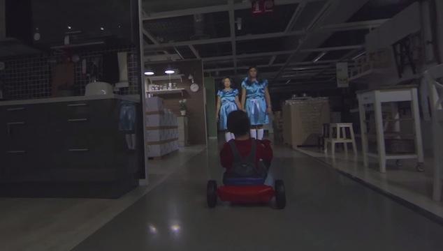 imagen IKEA le rinde homenaje a 'The Shining' en su nuevo comercial (VIDEO)
