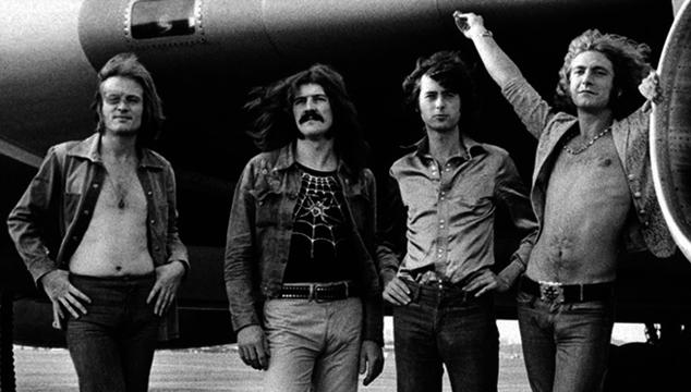 """imagen Escucha una versión inédita de """"Stairway to heaven"""" de Led Zeppelin"""