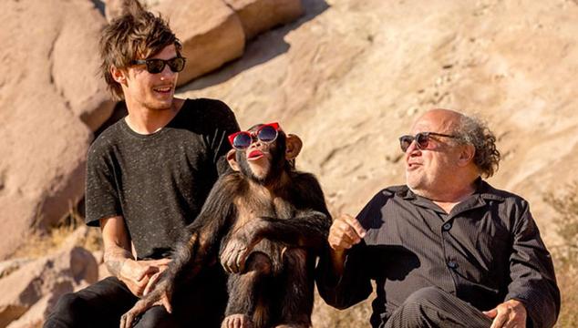 imagen One Direction estrena videoclip protagonizado por Danny Devito y le envía un mensaje a PETA