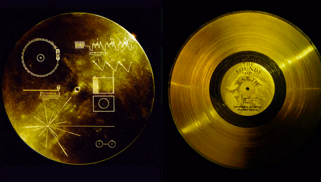 imagen Escucha la música que envió la NASA al espacio para comunicarse con los aliens