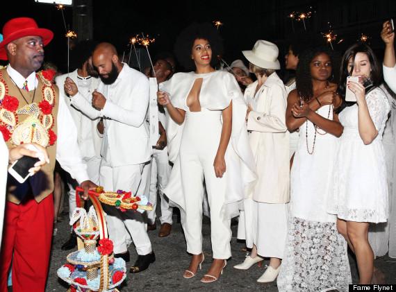 Reggaeton Party 2014 Vol 2 21 Songs: Así Fue La Boda De Solange, La Hermana De Beyoncé (FOTOS