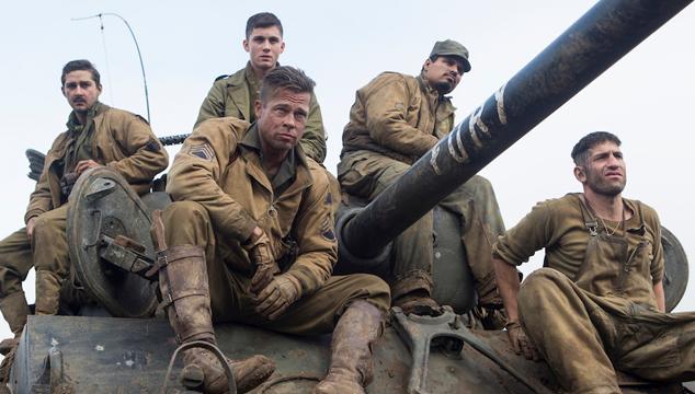 imagen 'Fury': Con el Tanque Vacío, por Sergio Monsalve (CRÍTICA)