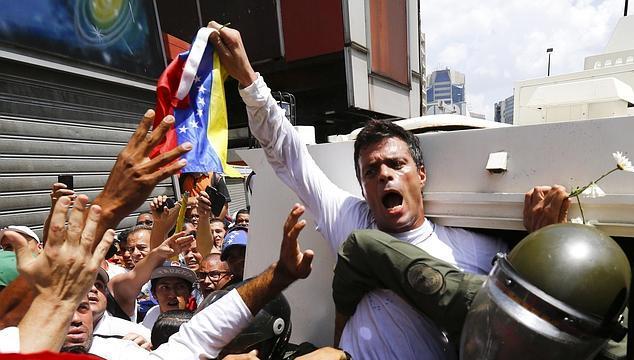 imagen Harán película sobre la vida de Leopoldo López