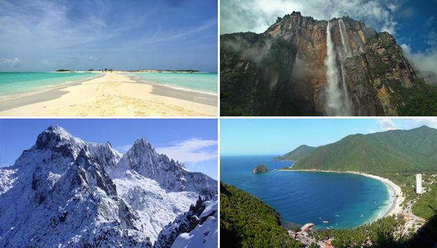28 lugares que comprueban que Venezuela es el pas ms bello del