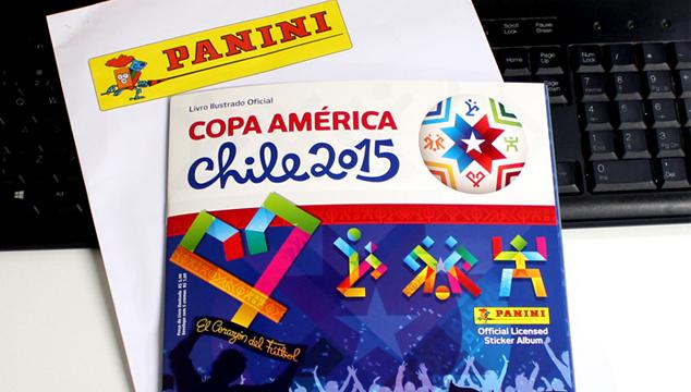 imagen Así será el álbum de la Copa América 2015