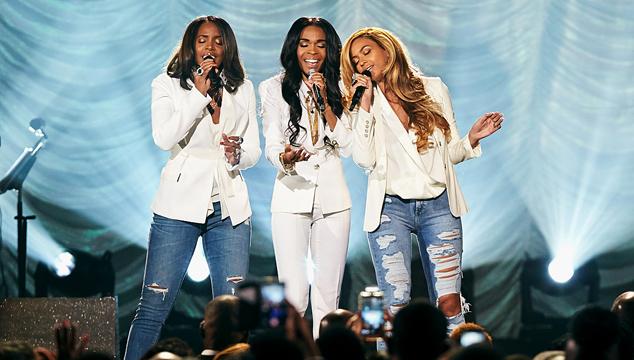 imagen La reunión de Destiny's Child con Beyoncé y todo (VIDEO)