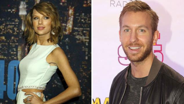 imagen Por estas fotos están diciendo que Taylor Swift y Calvin Harris tienen algo