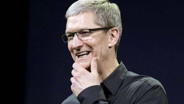 imagen El presidente de Apple regalará su fortuna