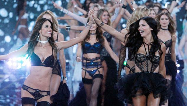 imagen Las 10 nuevas angelitas de Victoria's Secret te dejarán bobo (FOTOS + VIDEO)