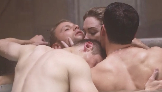 imagen Un video con todas las orgías de tus series favoritas (VIDEO)