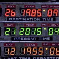 Bienvenido al verdadero 2015, Marty McFly