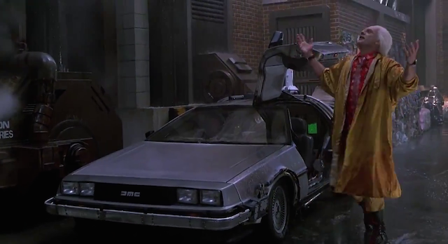Bienvenido al verdadero 2015, Marty McFly 24